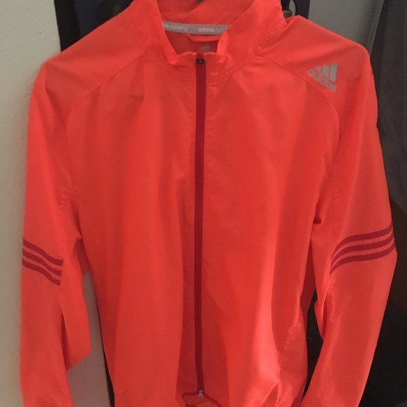 adidas running jacket mens